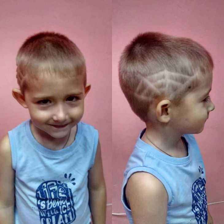 Как быстро и красиво постричь ребенка: советы и схемы как самостоятельно постричь в домашних условиях (110 фото)