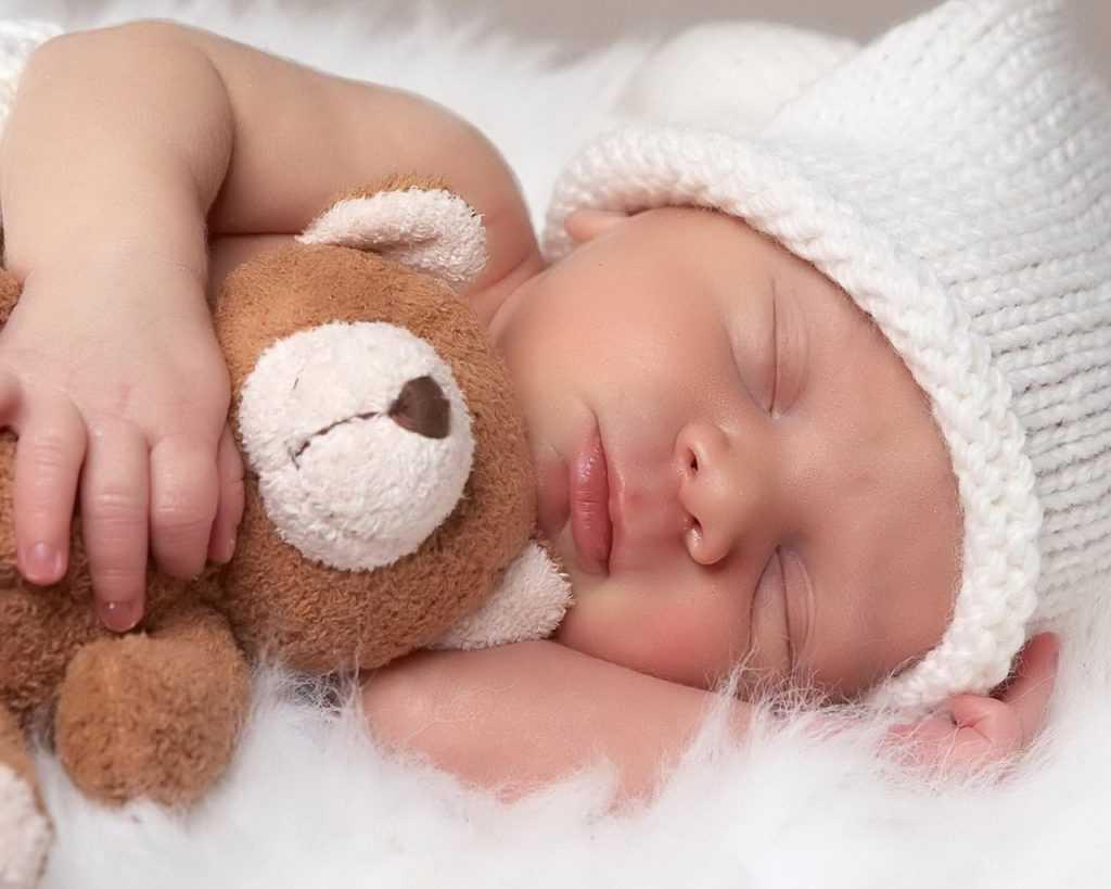 Картинки детки спят