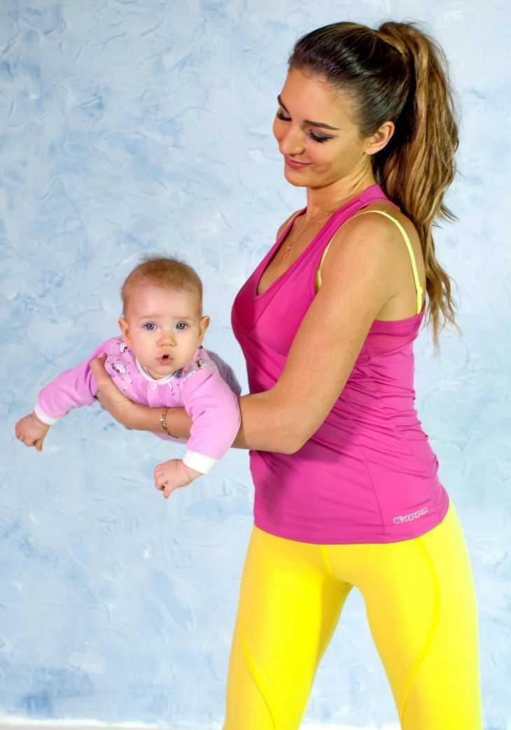 Комплекс упражнений после родов: 150 фото и видео как и когда сделать в домашних условиях восстановительные упражнения