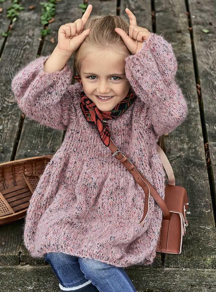 Лучшие варианты и идеи кофт для девочек - простые схемы современных моделей и особенности их пошива своими руками (95 фото и видео)