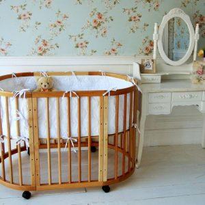 Лучшие виды и конфигурации детских кроваток — обзор лучших конструкций и рейтинг лучших производителей (140 фото)