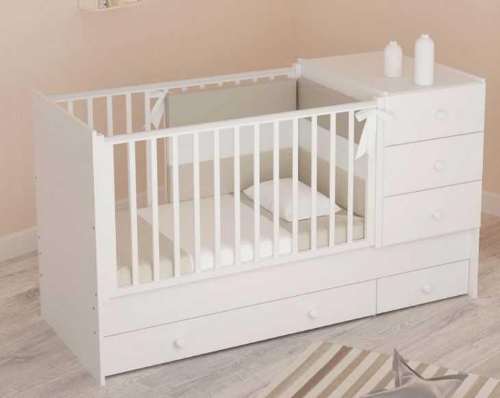 Лучшие детские кроватки - обзор лучших моделей и рейтинг лучших производителей (140 фото)