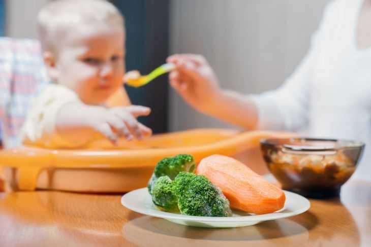 Меню ребенка в 8 месяцев: правильный рацион питания малыша. Искусственное и грудное кормление и их комбинация (90 фото)