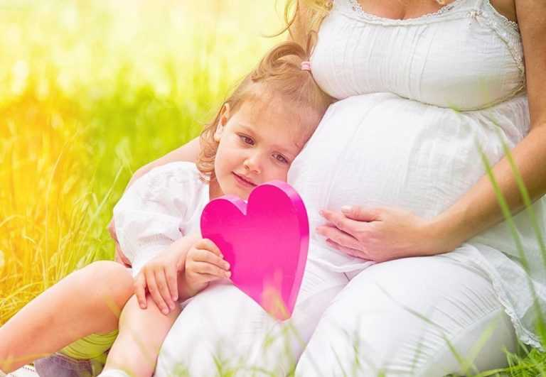 Дети и беременность картинки