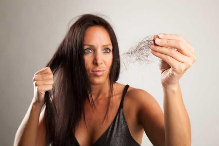 Смешные картинки выпадение волос