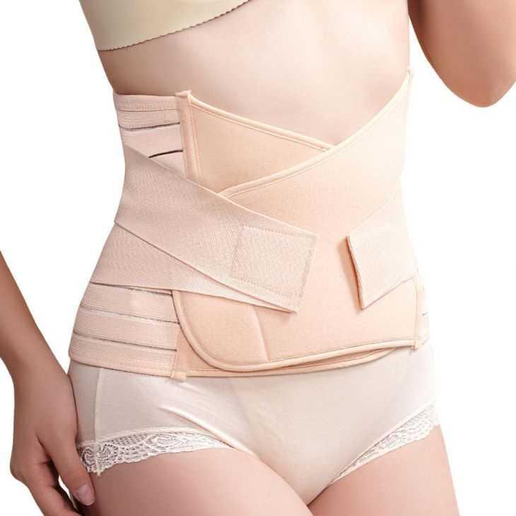 Сколько носить бандаж после родов - как правильно носить послеродовой бандаж. 105 фото современных моделей и особенности их применения