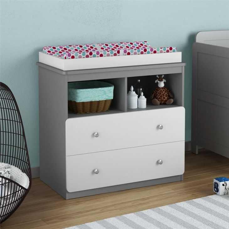 Современные пеленальные столики для новорожденных - выбор современной пеленальной мебели и уход за ними (120 фото)