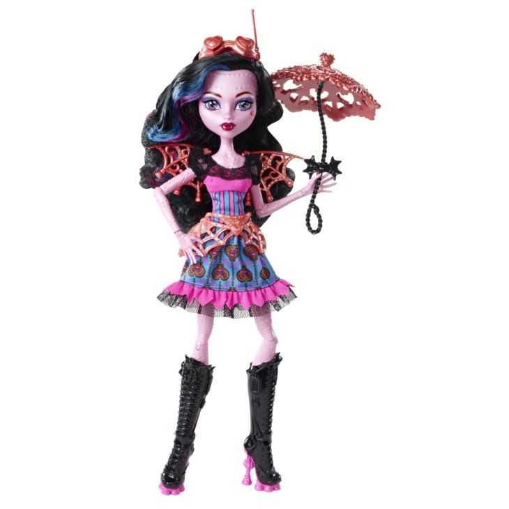 Все персонажи кукол монстер хай: полный список модных персонажей и их подробное описание (90 фото и видео)