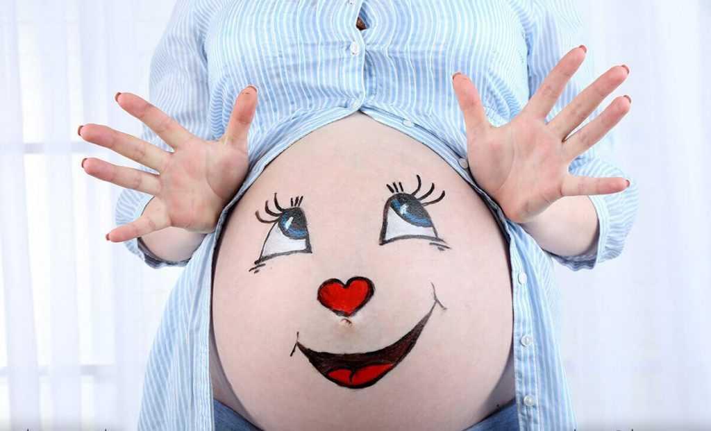 Картинки, животики беременных прикольные картинки