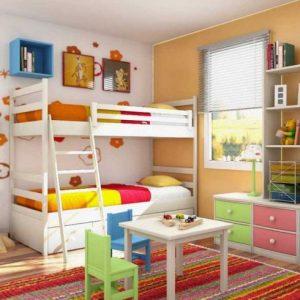 Лучшие идеи как обустроить детскую — актуальный дизайн, особенности оформления и обзор лучших советов от дизайнеров (125 фото и видео)