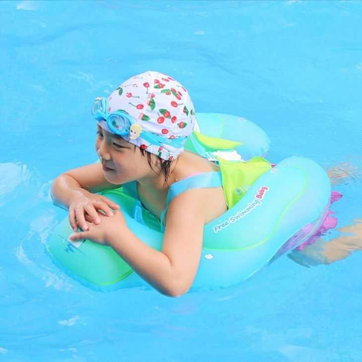 Как выбирать круг для купания детей: как правильно выбрать аксессуар для детей разных возрастов (120 фото)